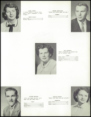 Page 13, 1957 Edition, Johannesburg High School - Cardinal Yearbook (Johannesburg, MI) online yearbook collection