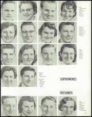 Page 17, 1957 Edition, Johannesburg High School - Cardinal Yearbook (Johannesburg, MI) online yearbook collection