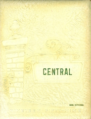 1959 Edition, Johannesburg High School - Cardinal Yearbook (Johannesburg, MI)