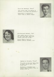Page 12, 1958 Edition, Mio High School - Thunderbolt Yearbook (Mio, MI) online yearbook collection