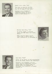 Page 13, 1958 Edition, Mio High School - Thunderbolt Yearbook (Mio, MI) online yearbook collection