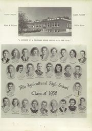 Page 5, 1958 Edition, Mio High School - Thunderbolt Yearbook (Mio, MI) online yearbook collection