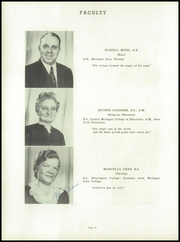 Page 14, 1949 Edition, Bible Holiness Seminary - Seminarian Yearbook (Owosso, MI) online yearbook collection