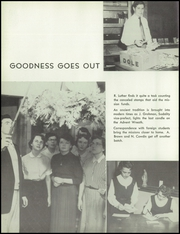 Shrine of the Little Flower High School - Theresian Yearbook (Royal Oak, MI) online yearbook collection, 1954 Edition, Page 14