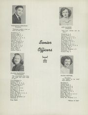 Page 10, 1946 Edition, Sebewaing High School - Echoes Yearbook (Sebewaing, MI) online yearbook collection
