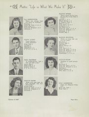 Page 11, 1946 Edition, Sebewaing High School - Echoes Yearbook (Sebewaing, MI) online yearbook collection