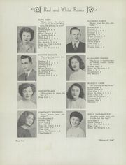Page 12, 1946 Edition, Sebewaing High School - Echoes Yearbook (Sebewaing, MI) online yearbook collection