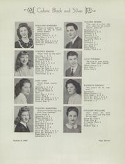Page 13, 1946 Edition, Sebewaing High School - Echoes Yearbook (Sebewaing, MI) online yearbook collection