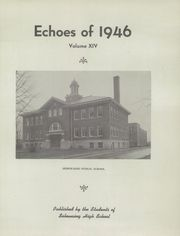 Page 5, 1946 Edition, Sebewaing High School - Echoes Yearbook (Sebewaing, MI) online yearbook collection