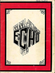 1975 Edition, E E Fell Junior High School - Echo Yearbook (Holland, MI)