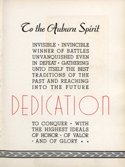 Page 10, 1933 Edition, Auburn University - Glomerata Yearbook (Auburn, AL) online yearbook collection