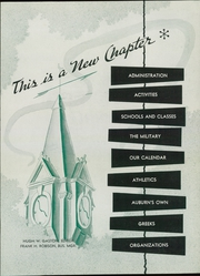 Page 5, 1949 Edition, Auburn University - Glomerata Yearbook (Auburn, AL) online yearbook collection
