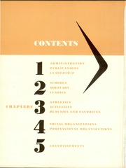 Page 12, 1955 Edition, Auburn University - Glomerata Yearbook (Auburn, AL) online yearbook collection