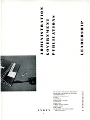 Page 15, 1955 Edition, Auburn University - Glomerata Yearbook (Auburn, AL) online yearbook collection