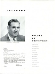 Page 17, 1955 Edition, Auburn University - Glomerata Yearbook (Auburn, AL) online yearbook collection