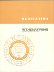 Page 8, 1955 Edition, Auburn University - Glomerata Yearbook (Auburn, AL) online yearbook collection