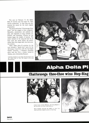 Page 338, 1977 Edition, Auburn University - Glomerata Yearbook (Auburn, AL) online yearbook collection
