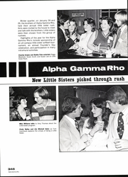 Page 344, 1977 Edition, Auburn University - Glomerata Yearbook (Auburn, AL) online yearbook collection