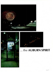 Page 9, 1986 Edition, Auburn University - Glomerata Yearbook (Auburn, AL) online yearbook collection