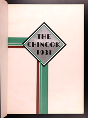 Page 7, 1931 Edition, Washington State University - Chinook Yearbook (Pullman, WA) online yearbook collection