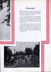 Page 9, 1933 Edition, Washington State University - Chinook Yearbook (Pullman, WA) online yearbook collection