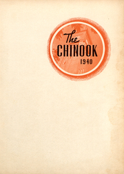 Page 4, 1940 Edition, Washington State University - Chinook Yearbook (Pullman, WA) online yearbook collection