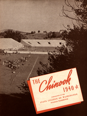 Page 6, 1940 Edition, Washington State University - Chinook Yearbook (Pullman, WA) online yearbook collection