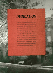 Page 13, 1947 Edition, Washington State University - Chinook Yearbook (Pullman, WA) online yearbook collection