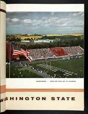 Page 11, 1954 Edition, Washington State University - Chinook Yearbook (Pullman, WA) online yearbook collection