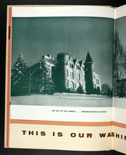 Page 12, 1954 Edition, Washington State University - Chinook Yearbook (Pullman, WA) online yearbook collection