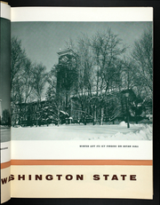 Page 13, 1954 Edition, Washington State University - Chinook Yearbook (Pullman, WA) online yearbook collection