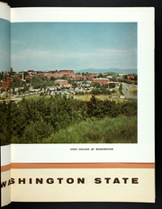 Page 15, 1954 Edition, Washington State University - Chinook Yearbook (Pullman, WA) online yearbook collection