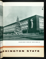 Page 17, 1954 Edition, Washington State University - Chinook Yearbook (Pullman, WA) online yearbook collection