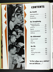 Page 10, 1957 Edition, Washington State University - Chinook Yearbook (Pullman, WA) online yearbook collection
