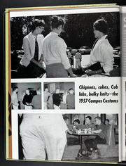 Page 8, 1957 Edition, Washington State University - Chinook Yearbook (Pullman, WA) online yearbook collection