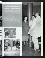 Page 9, 1957 Edition, Washington State University - Chinook Yearbook (Pullman, WA) online yearbook collection