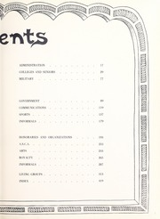 Page 11, 1964 Edition, Washington State University - Chinook Yearbook (Pullman, WA) online yearbook collection