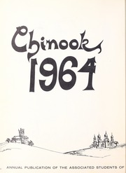 Page 6, 1964 Edition, Washington State University - Chinook Yearbook (Pullman, WA) online yearbook collection