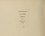 Page 2, 1901 Edition, Northern Illinois University - Norther Yearbook (DeKalb, IL) online yearbook collection