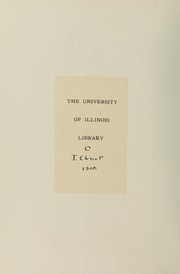 Page 2, 1908 Edition, Northern Illinois University - Norther Yearbook (DeKalb, IL) online yearbook collection