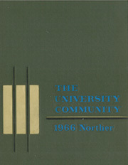 1966 Edition, Northern Illinois University - Norther Yearbook (DeKalb, IL)