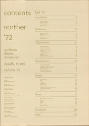 Page 5, 1972 Edition, Northern Illinois University - Norther Yearbook (DeKalb, IL) online yearbook collection