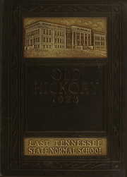 Page 1, 1923 Edition, East Tennessee State University - Buccaneer Yearbook (Johnson City, TN) online yearbook collection