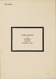 Page 12, 1923 Edition, East Tennessee State University - Buccaneer Yearbook (Johnson City, TN) online yearbook collection