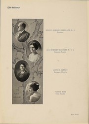 Page 14, 1923 Edition, East Tennessee State University - Buccaneer Yearbook (Johnson City, TN) online yearbook collection