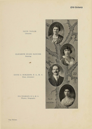 Page 15, 1923 Edition, East Tennessee State University - Buccaneer Yearbook (Johnson City, TN) online yearbook collection