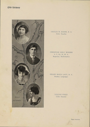 Page 16, 1923 Edition, East Tennessee State University - Buccaneer Yearbook (Johnson City, TN) online yearbook collection