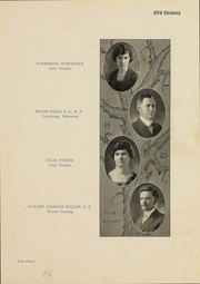 Page 17, 1923 Edition, East Tennessee State University - Buccaneer Yearbook (Johnson City, TN) online yearbook collection
