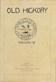 Page 3, 1923 Edition, East Tennessee State University - Buccaneer Yearbook (Johnson City, TN) online yearbook collection
