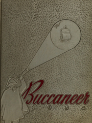 1954 Edition, East Tennessee State University - Buccaneer Yearbook (Johnson City, TN)